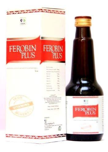 Ferobin Plus 200mls x2 Bottles   Pharm.com.ng