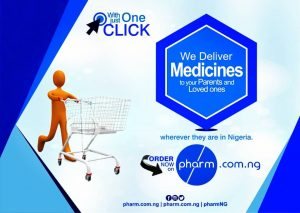 Delivery at Pharm.com.ng your online pharmacy in Nigeria